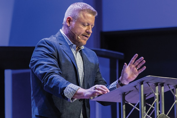Sugar Land Pastor Follows God's Calling to Start Family-Oriented Church